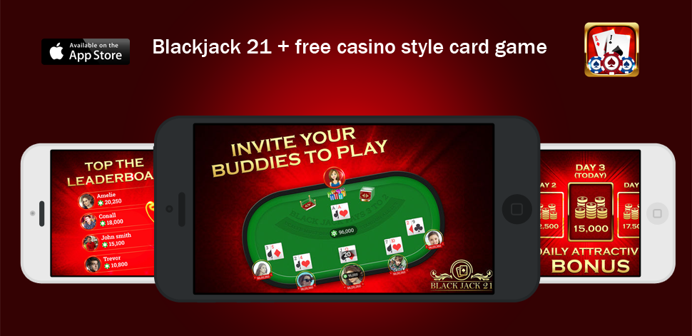 Blackjack 21 - IPhone Development
