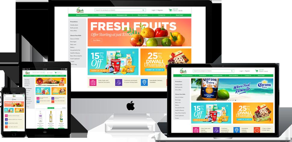 Fresh Choice - Shopify Development