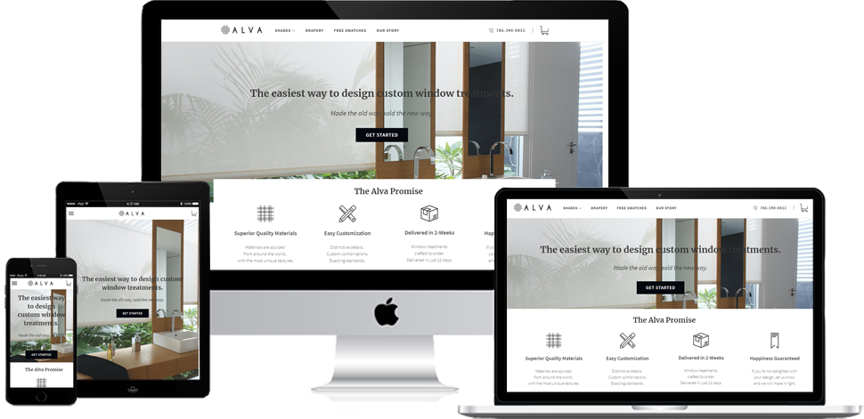 Helloalva - Shopify Development