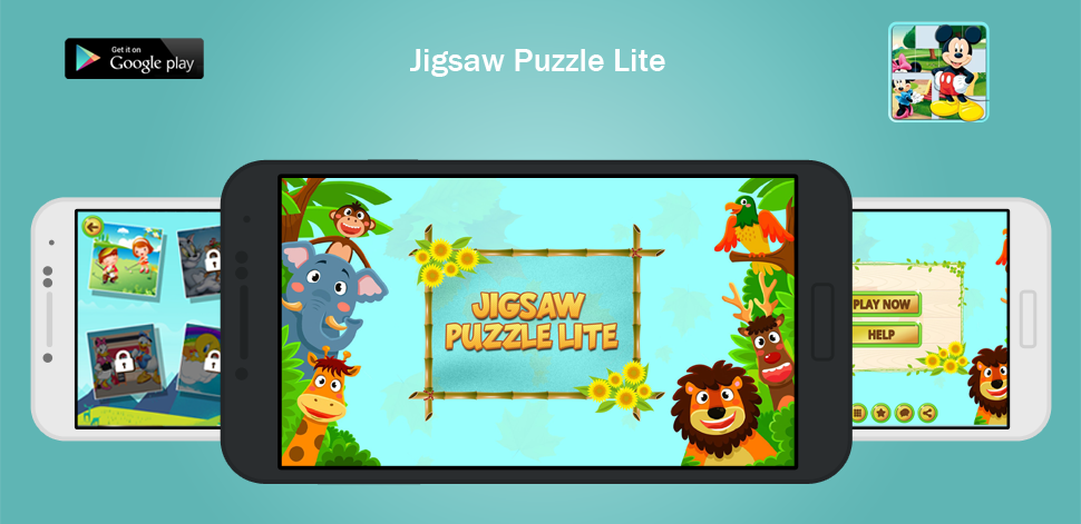 Jigsaw Puzzle Lite - Android Development