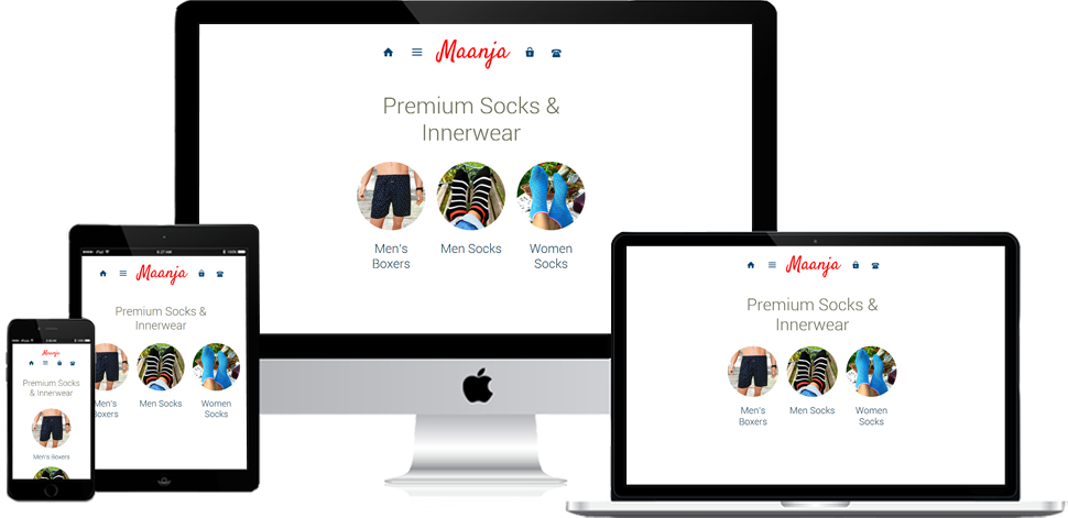 Maanja - Shopify Development
