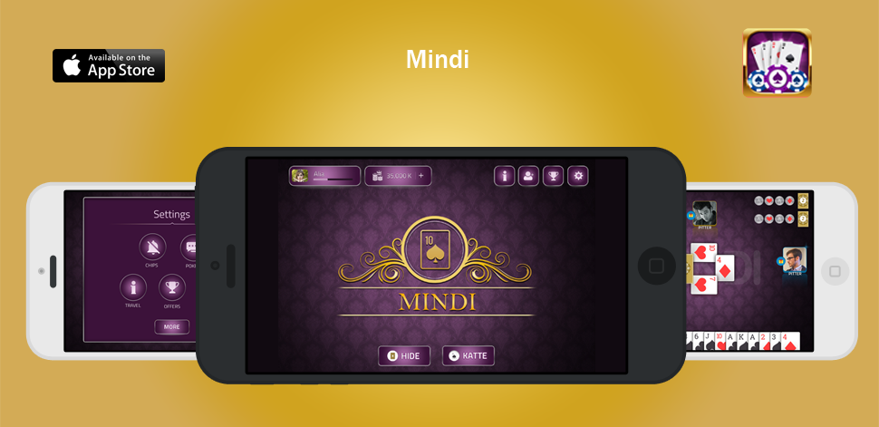 Mindi - IPhone Development