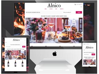 Alnico-Wine