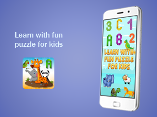 Learn With Fun Puzzle for kids