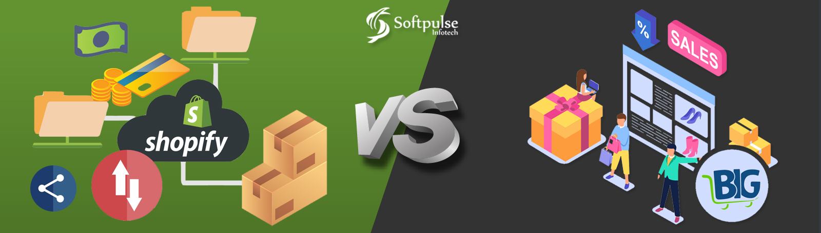 Shopify vs. BigCommerce: Which enterprise solution is right for you?