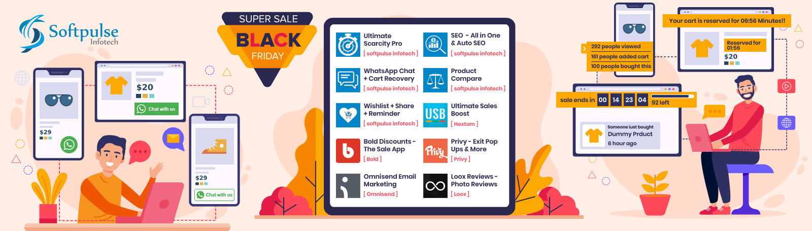 The BFCM Shopify App Bundle: The Best 10 Shopify Apps to Help you Win Black Friday