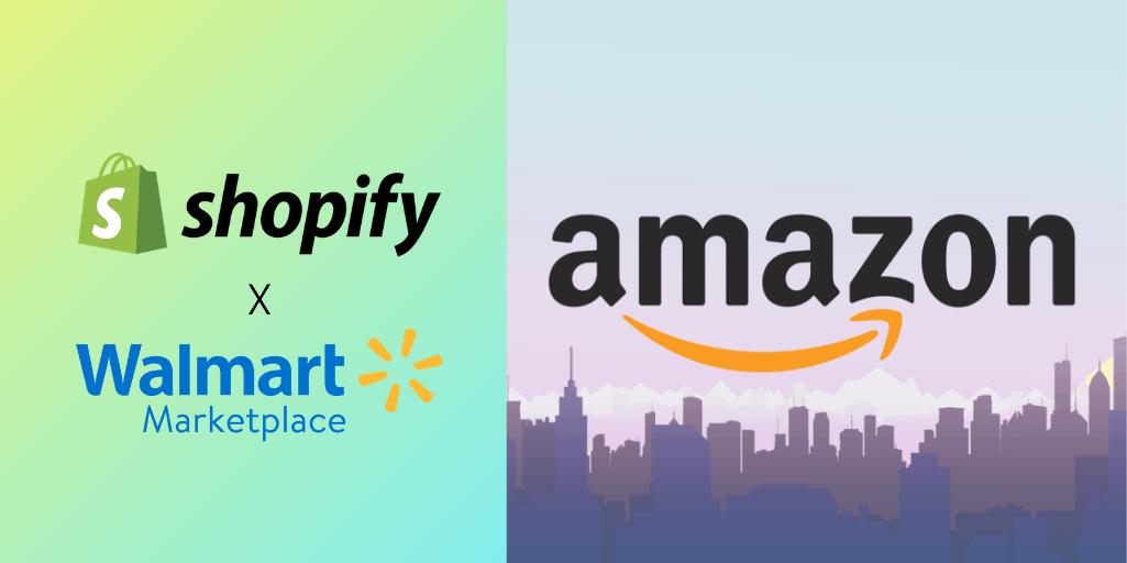 Walmart & Shopify