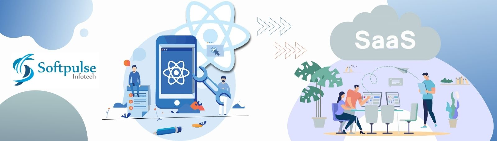 Why Is Reactjs An Excellent Choice For Saas Product Development?
