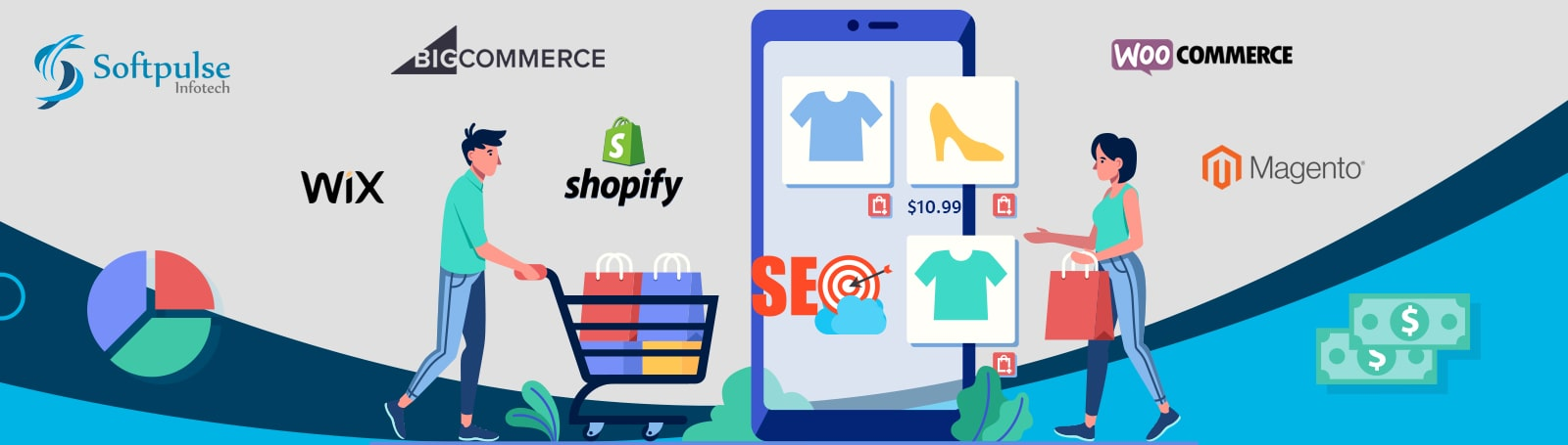 Compare Ecommerce Platforms 2021: Who Is The Best For SEO