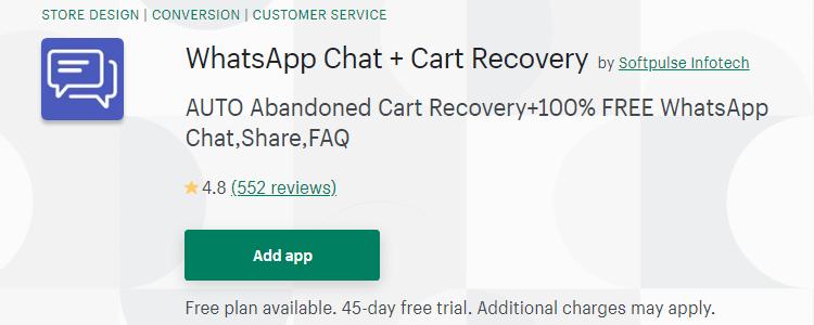 Shopify Ecommerce App