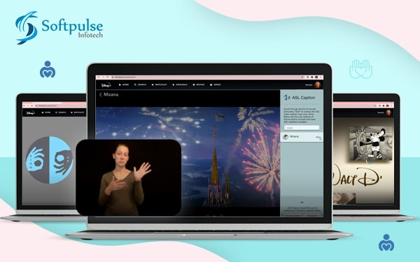 Google Chrome Extension SignUp Presents Real Time ASL Captions For Disney Plus Movies