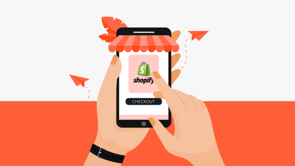 Shopify Checkout extended with apps